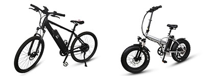 Two ebike example models