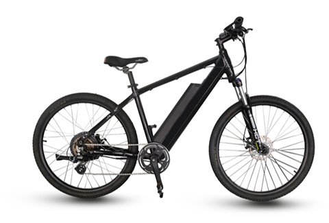 Full sized ebike