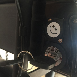 Battery Keys - Electric Bike Accessories in Barrhead, AB