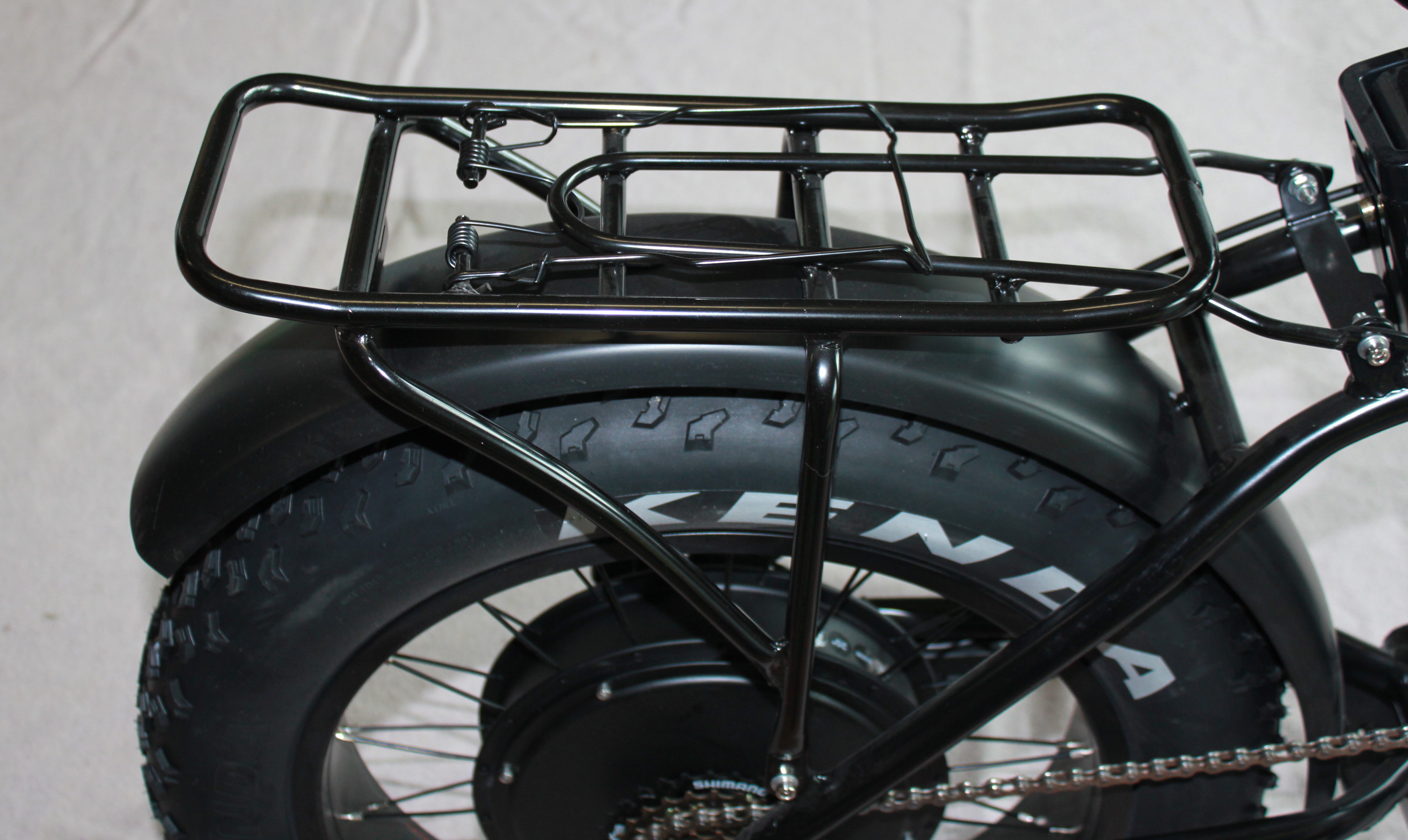 Trek and Traverse Rear Rack and Fender