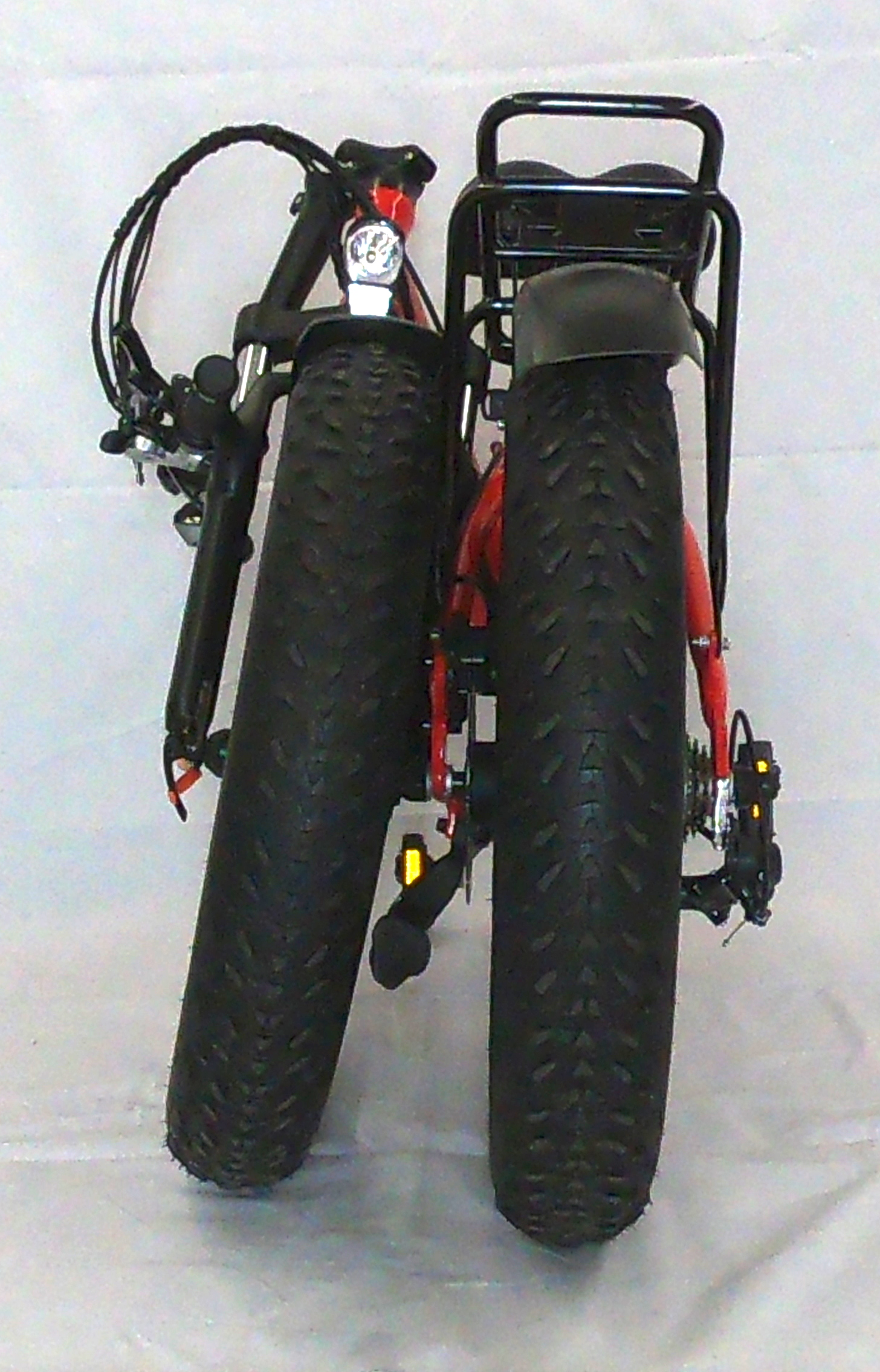 Trek & Traverse Folded Front View